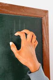 fingernails on the chalkboard